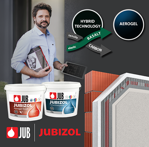 JUBIZOL Aerogel Carbonstrong
