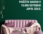 Găsiți inspirație în cele peste 10.000 de nuanțe JUPOL Gold