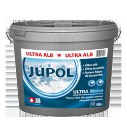 JUPOL Ultraweiss